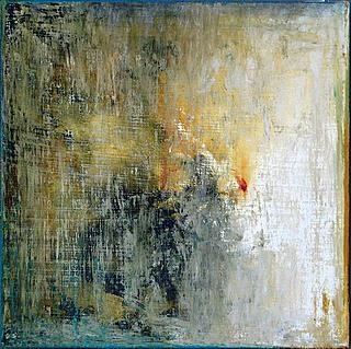 Still Waters ll, 2008. Oil on Wood Panel